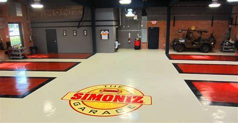 Garage Floor Coating Info   The Concrete Network