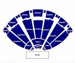 Bellco Theater Seating Chart Seating Chart Bellco Theatre Bellco Theatre