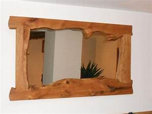 DIY wood rustic mirror ideas - HomesCorner Com