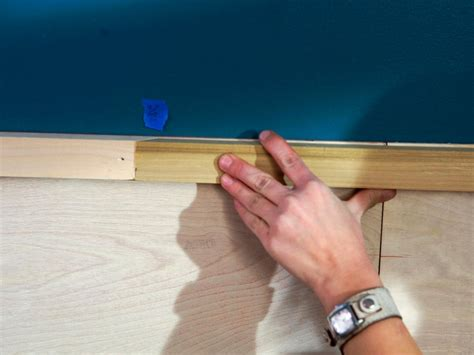 Prefab Wainscoting Panels by How To Install Recessed Panel Wainscoting How Tos Diy