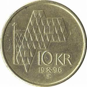 10 Kroner - Harald V - Norway – Numista