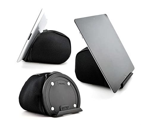 Flotsam iPR-10-2 iPROP Universal Bed & Lap Stand for Tablets, Phones & E-Readers [Black]: Amazon ...