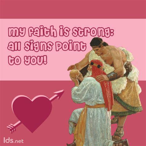 Sexy Valentine Meme - book of mormon valentine memes lds net