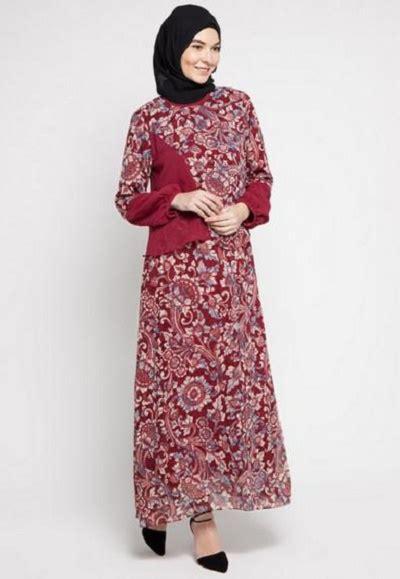 baju batik modern wanita untuk kondangan dinar batik