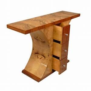 Console Ameublement : console art d co galerie photos mobilier art deco ~ Melissatoandfro.com Idées de Décoration