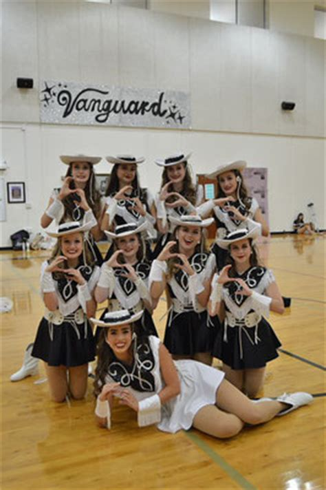 viper football vandegrift high school legacies dance team