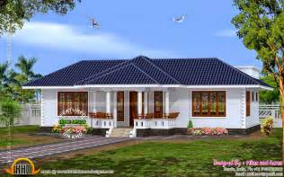 single house siddu buzz house plan of single floor house kerala home design
