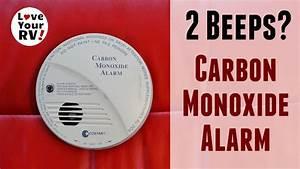 My Rvs Carbon Monoxide Detector Was Beeping Twice