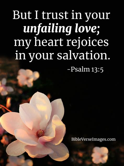 Bible quotes about love love scriptures spiritual warfare spiritual life strength bible quotes attributes of god online bible study overcome the world god will provide. Bible Verse about Love - Psalm 13:5 - Bible Verse Images