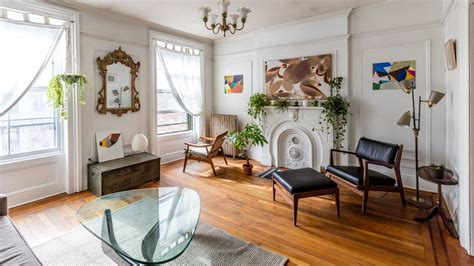 Amazing Loft Apartment Inside 19th Century Building by Midcentury Modern And 19th Century Charm Collide In A