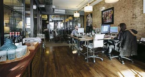 bureau start up wework bouleverse le monde des bureaux actu les echos