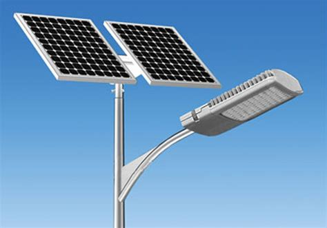 Solar Street Lighting  Maghdeem Contracting, Trading And