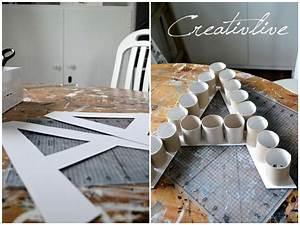 Zimmer Deko Diy : creativelive diy deko buchstabe basteln pinterest sprache bilder und selber machen ~ Eleganceandgraceweddings.com Haus und Dekorationen