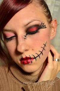 Schminken Zu Halloween : monday make up madness halloween ~ Frokenaadalensverden.com Haus und Dekorationen