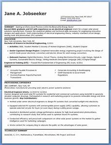 electrical engineer resume sample pdf entry level With sample resume of an electrical engineer