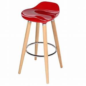 Chaise De Bar Rouge : chaises de bar rouge finest tabouret coiffeuse ikea unique chaise de bar rouge cheap tabouret ~ Teatrodelosmanantiales.com Idées de Décoration