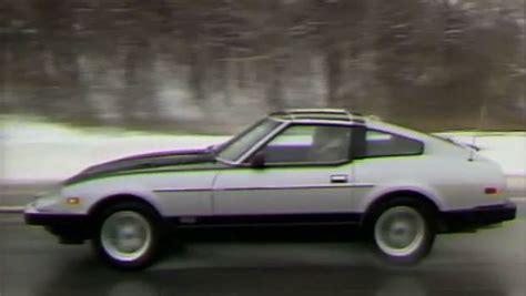 datsun zx turbo test drive