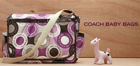Coach Baby Bags With Free Shipping
