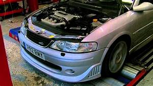 Vectra B Gsi 3 2 V6 On Rollers