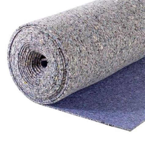 Carpet With Padding by Contractor 8 5 16 In Thick 8 Lb Density Carpet Pad