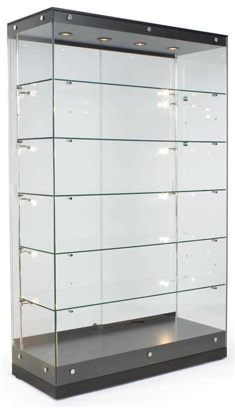 glass display cabinet hardware luxury wall mounted display shelves collectibles 41 for