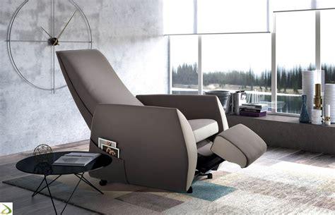 Poltrona Relax Di Design Elettrica Izar Arredo Design Online