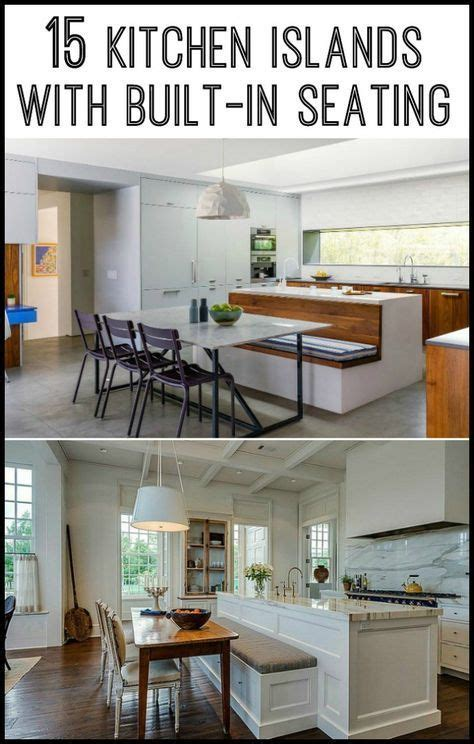 kitchen island with seating for 2 kitchen island with built in seating inspiration home 9443