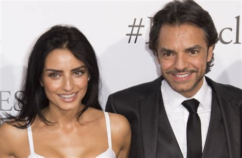 eugenio derbez and his wife aislinn mauricio ochmann wedding eugenio derbez shares