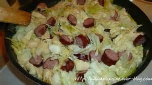Cuisiner Le Chou Vert Lisse by Chou Vert Et Saucisses Fum 233 Es 224 La Cr 232 Me Quand Les