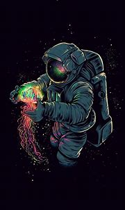 Free download Drippy Astronaut Wallpaper KoLPaPer Awesome ...