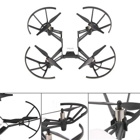 prop part propeller guard blades protector  dji tello drone  drop shipping  propeller