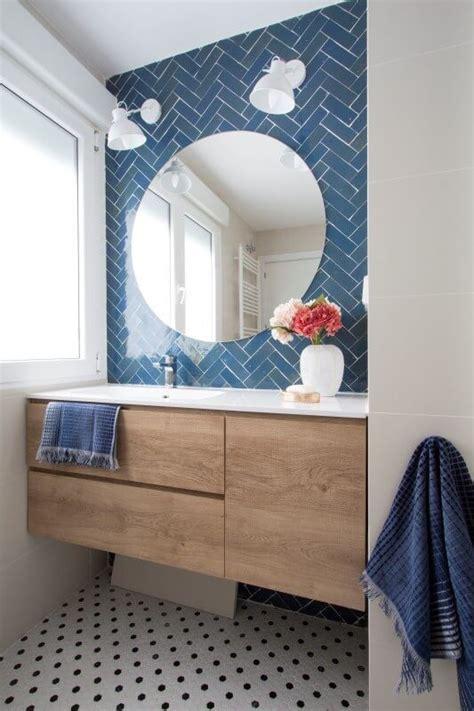 mejores  imagenes de azulejos  banos pequenos en