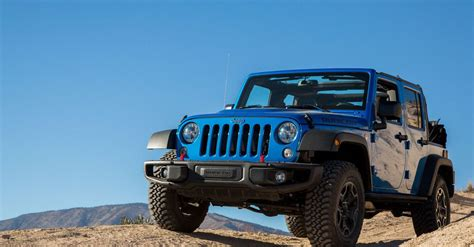 Jeep Wrangler Rubicon 3 0 jeep s wrangler unlimited rubicon isn t a car it s a