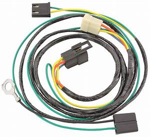 M U0026h Air Conditioning Harness Includes Heater Wiring Fits