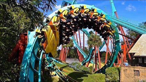 Busch Gardens by Busch Gardens 2014 Tour And Overview Ta Florida