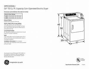Ge Profile Dmcd330ejwc Manuals