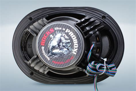 6x9 speakers with led lights pbr69xl led