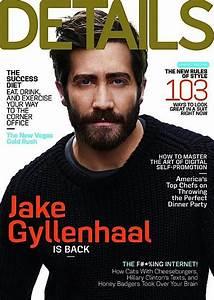 Details Magazine September 2012 Jake Gyllenhaal Photo