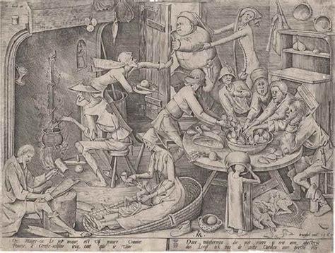 cuisine grasse pieter der heyden la cuisine maigre et la cuisine grasse
