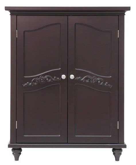 Bathroom Cabinet With by 12 Awesome Bathroom Floor Cabinet With Doors Review