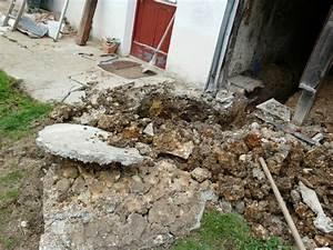Fosse Septique Beton Ancienne : evacuation tage et arriv e d 39 eau neuve les travaux de ~ Premium-room.com Idées de Décoration