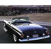 1955 Ford Thunderbird Hot Rod