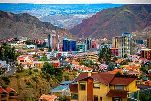 Destino Bolivia