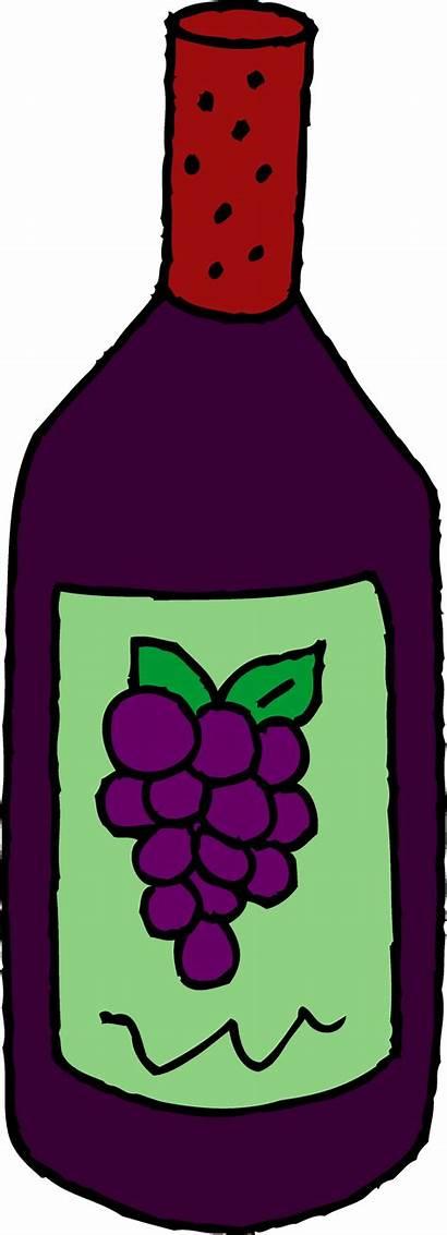 Wine Bottle Clipart Clip Sweetclipart