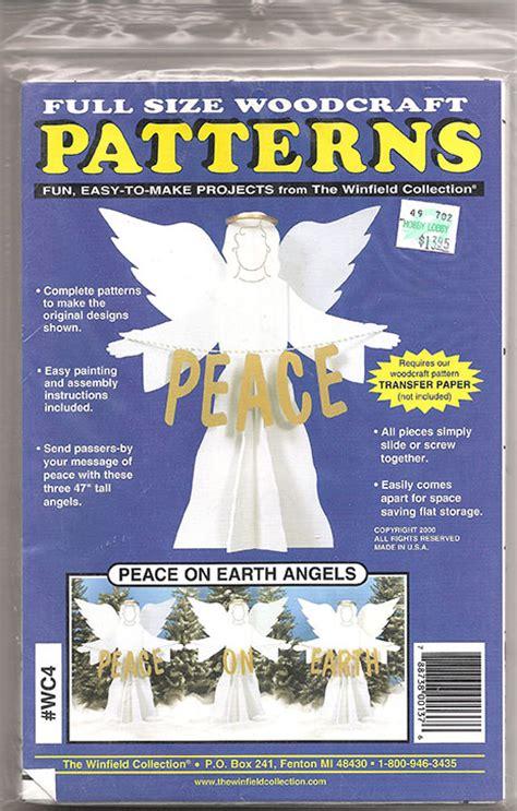 wood woodcraft patterns angel sova enterprises
