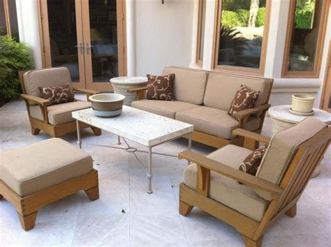 smith hawken replacement cushions contemporary patio