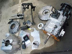 131 0705 03 Z 1986 Chevy 1 Ton Transmission Conversion Kit