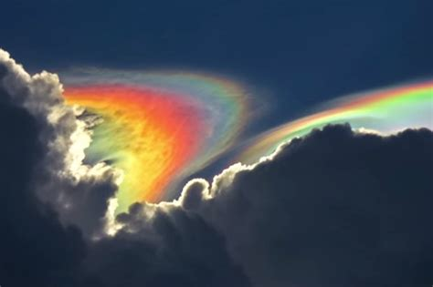 Fire Rainbows Might The Most Beautiful Natural