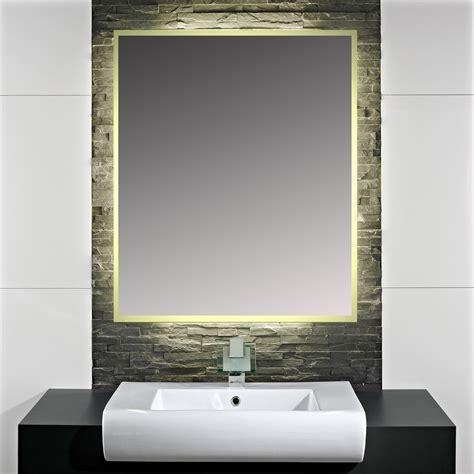 beleuchteter spiegel bad beleuchteter badspiegel hugo 48007