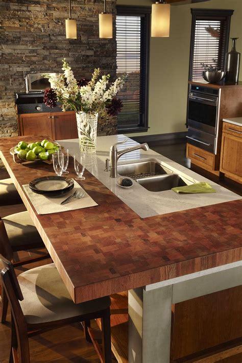 Modern Butcher Block Countertops  Wood Countertops Blog